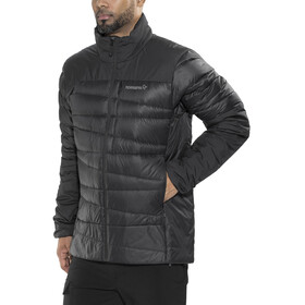 Norrøna Falketind Down750 Jacket Men Caviar